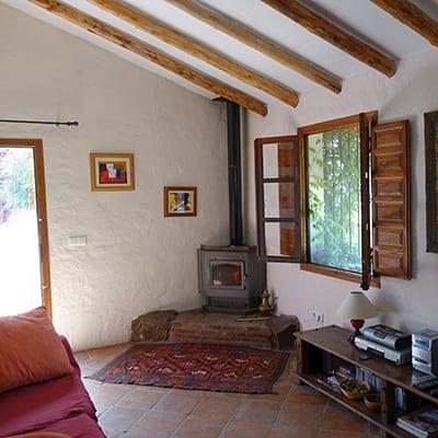 Fireplace | La Zahurda