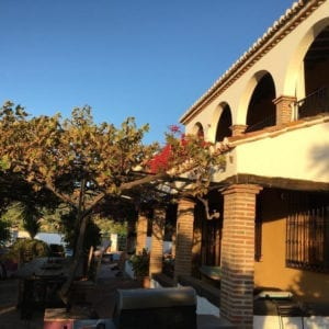 Outside Dining | La Zahurda