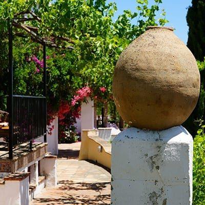 Column Pot | La Zahurda