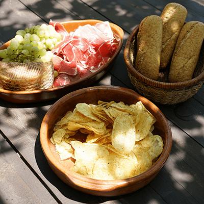 Snack Food | La Zahurda