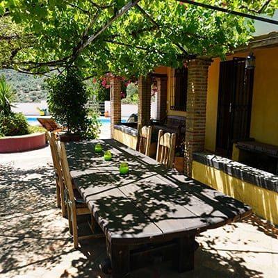 Outdoor Table | La Zahurda