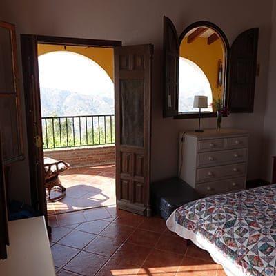 Bedroom 1 | La Zahurda